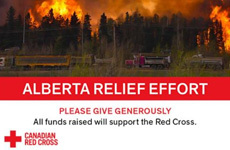 LMS makes $25,000 donation to the Fort McMurray…