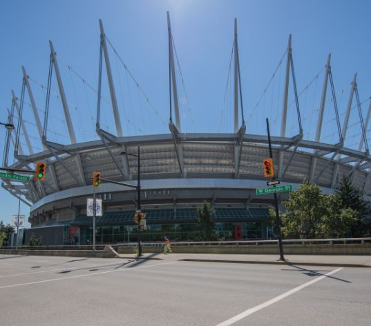 BC Place Stadium Roof Replacement