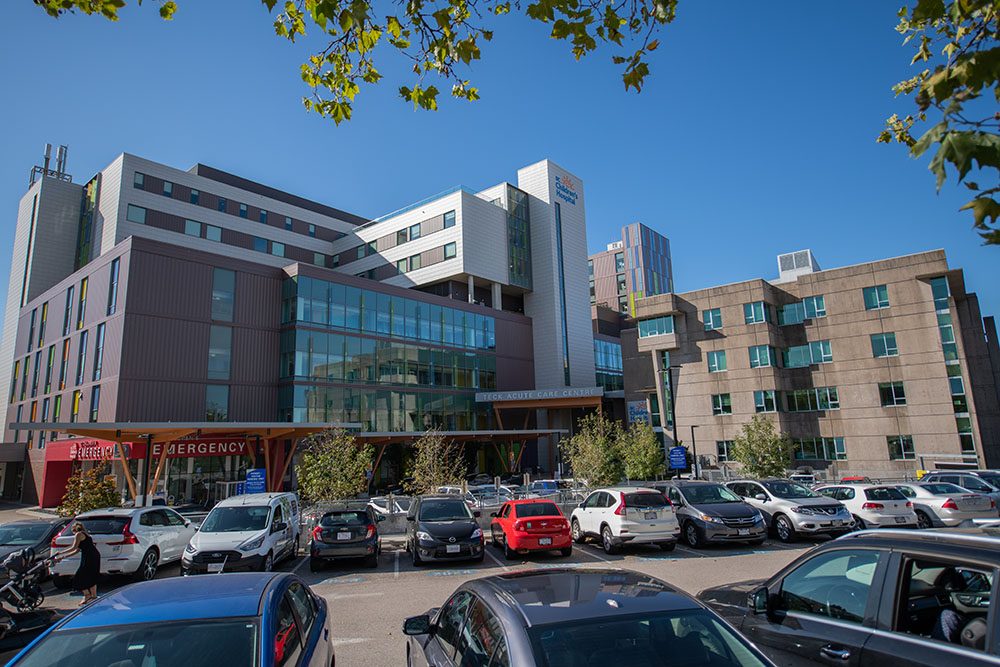 BC Children's Hopsital & Women's Centre
