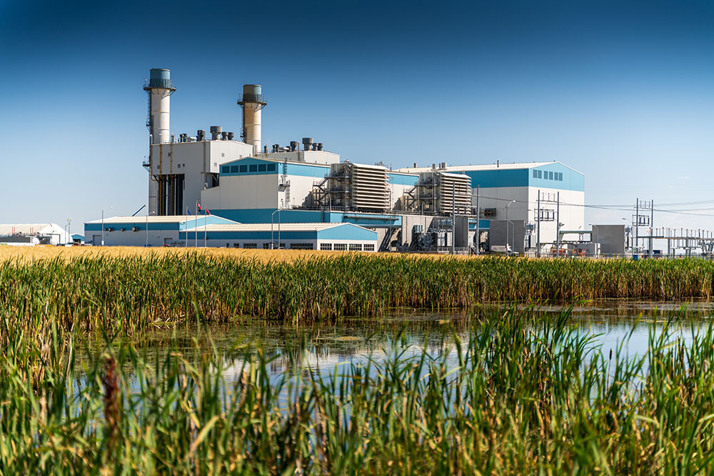 Enmax Shepard Energy Centre