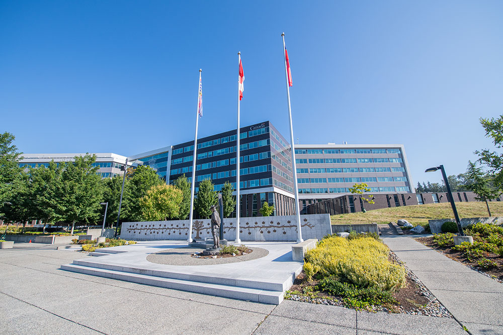RCMP E Division Headquarters