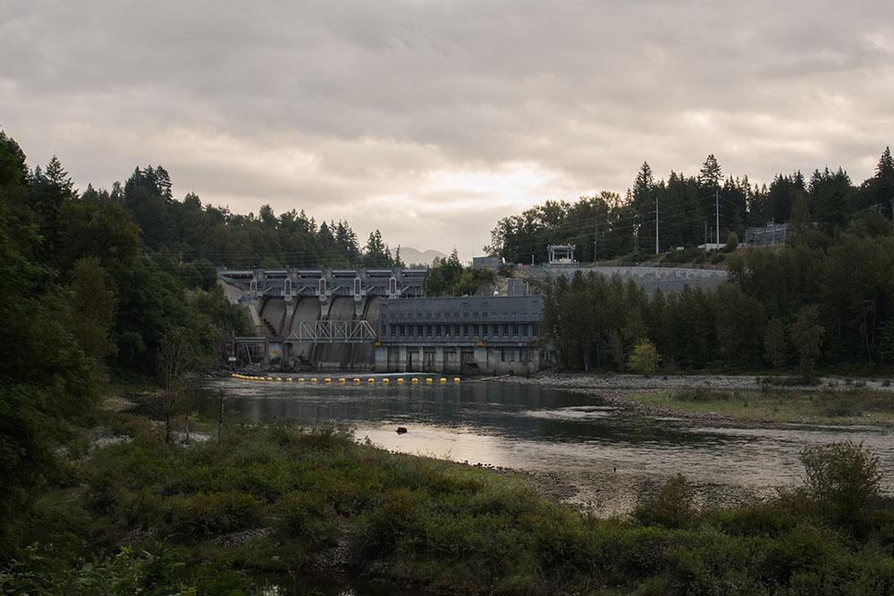 Ruskin Dam