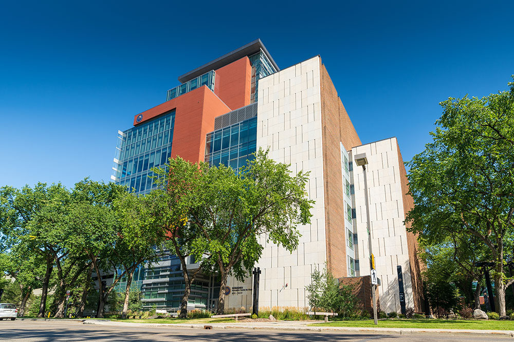 University of Alberta Chemical Materials Building