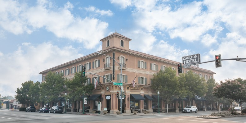 Carlton Hotel Restoration