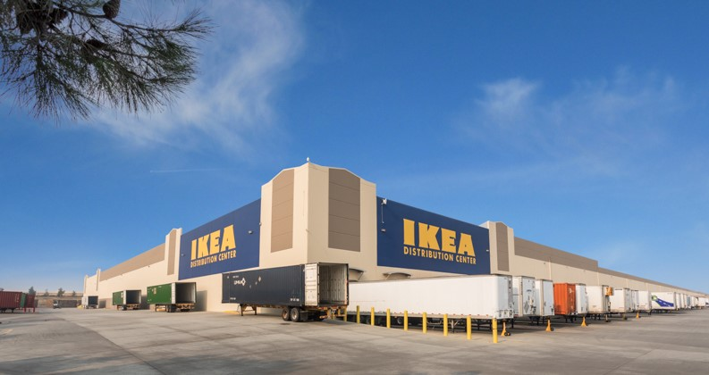 IKEA West Coast Distribution Centre