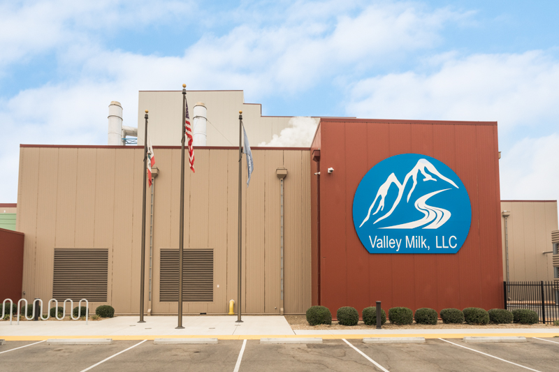 Valley Milk Turlock Dehydrating Facility